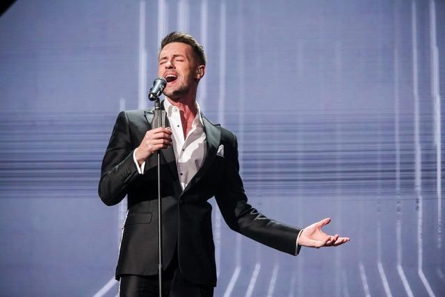 Маркус Рива в финале нацотбора на «Евровидение-2018» после пересчета голосов!