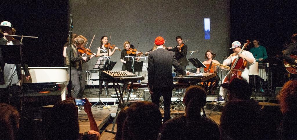 Концерт Андрея Макаревича с новым проектом Yo5