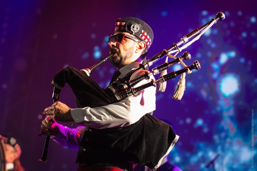 Оркестр Волынщиков Москвы: «Включаем радость!»