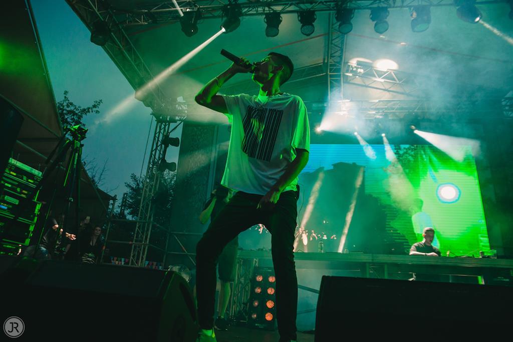 Фестиваль Rhymes Show пройдет в двух столицах
