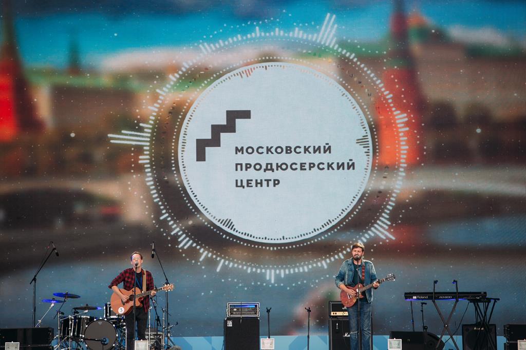 "Победители проекта ""Лайн-Ап#Моспродюсер"" поздравили Москву с 871-летием на Поклонной Горе"